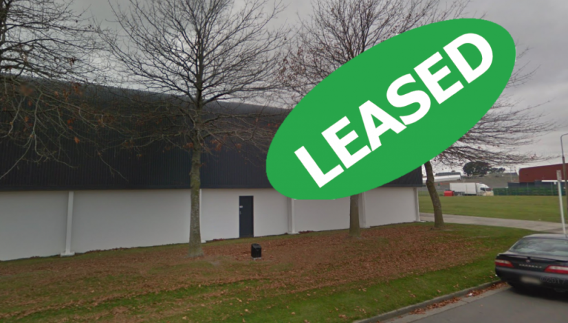 1 Bolt Place Chch leased