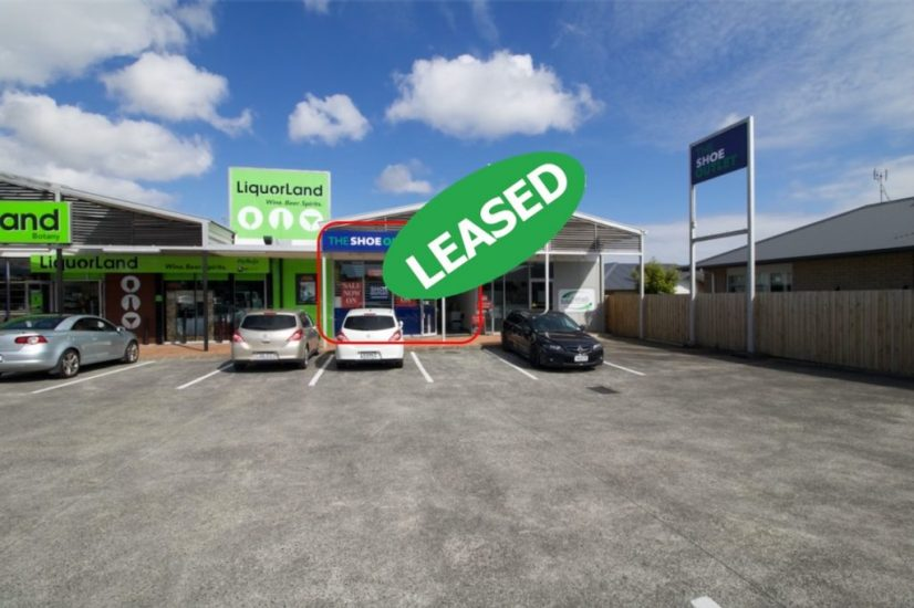 1287 Botany Road with Leased