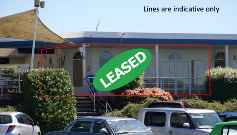 Unit 8 West Haven Marina with Leased